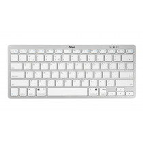 Teclado Inalámbrico Trust Nado Bluetooth Wireless Keyboard