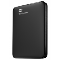 Disco Duro Externo HDD Western Digital Elements 2TB
