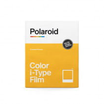 Film Color para I-Type Polaroid  | 8 Fotos por pack | Revelado Rápido | 6000